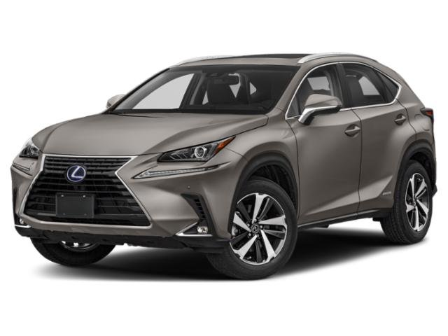 2021 Lexus NX NX 300h NX 300h AWD Gas/Electric I-4 2.5 L/152 [21]