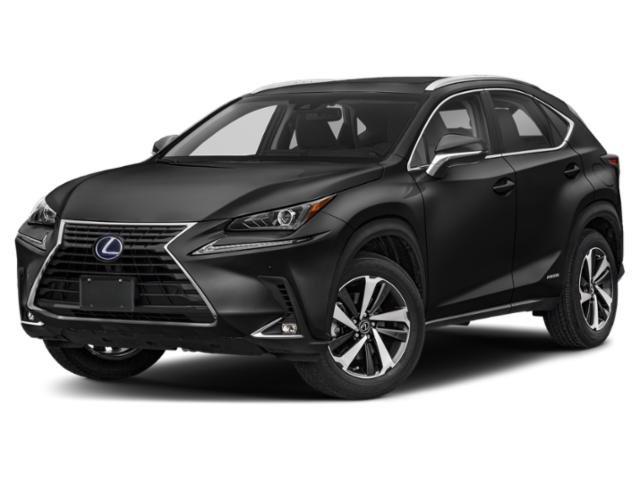 2021 Lexus NX NX 300h NX 300h AWD Gas/Electric I-4 2.5 L/152 [27]