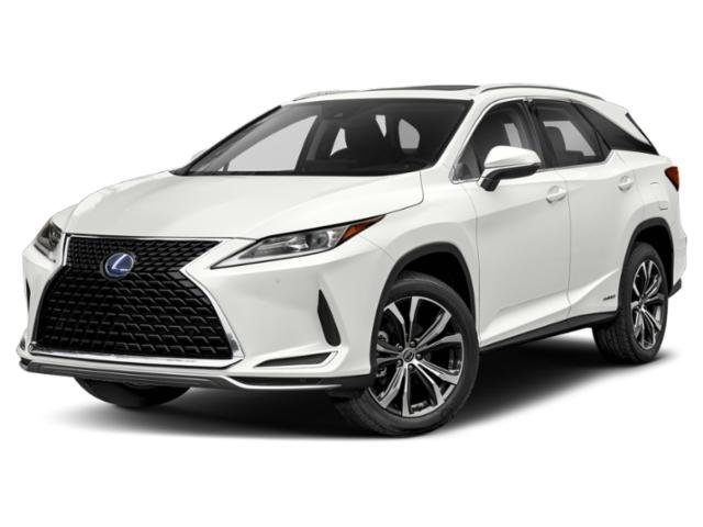 2021 Lexus RX RX 450hL RX 450hL AWD Gas/Electric V-6 3.5 L/211 [28]