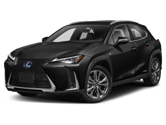 2021 Lexus UX UX 250h F SPORT UX 250h F SPORT AWD Gas/Electric I-4 2.0 L/121 [10]