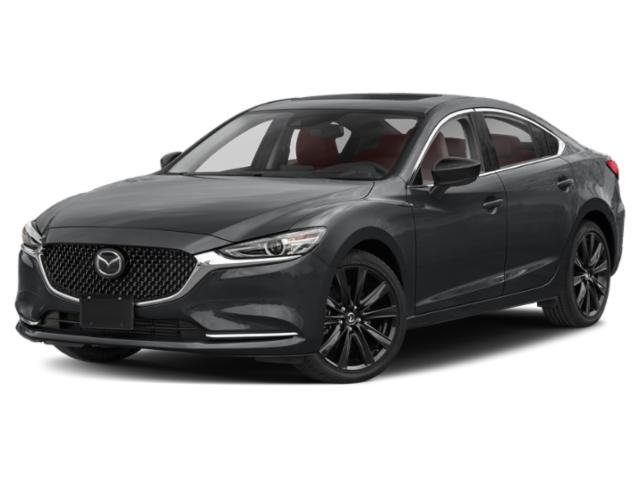 2021 Mazda Mazda6 Carbon Edition Carbon Edition Auto Intercooled Turbo Regular Unleaded I-4 2.5 L/152 [0]