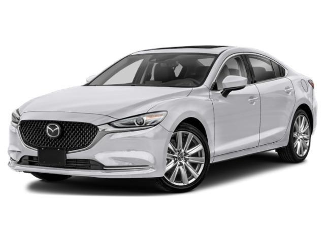 2021 Mazda 6 Grand Touring Reserve Grand Touring Reserve Auto Intercooled Turbo Regular Unleaded I-4 2.5 L/152 [2]