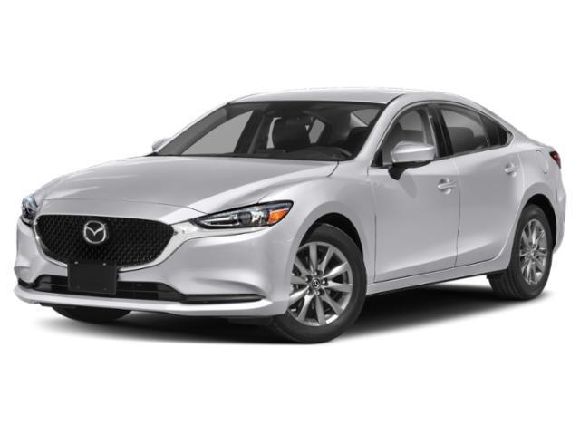 2021 Mazda Mazda6 Sport Sport Auto Regular Unleaded I-4 2.5 L/152 [17]