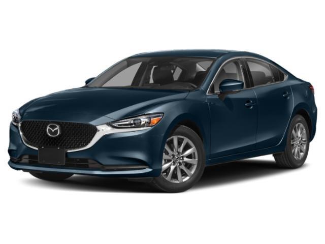 2021 Mazda 6 Sport Sport Auto Regular Unleaded I-4 2.5 L/152 [0]