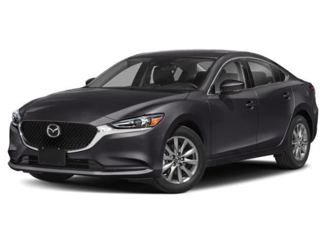 2021 Mazda Mazda6 Sport Sport Auto Regular Unleaded I-4 2.5 L/152 [0]