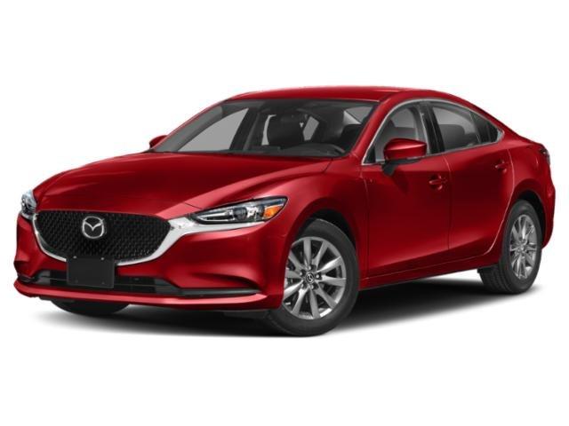 2021 Mazda 6 Sport Sport Auto Regular Unleaded I-4 2.5 L/152 [1]