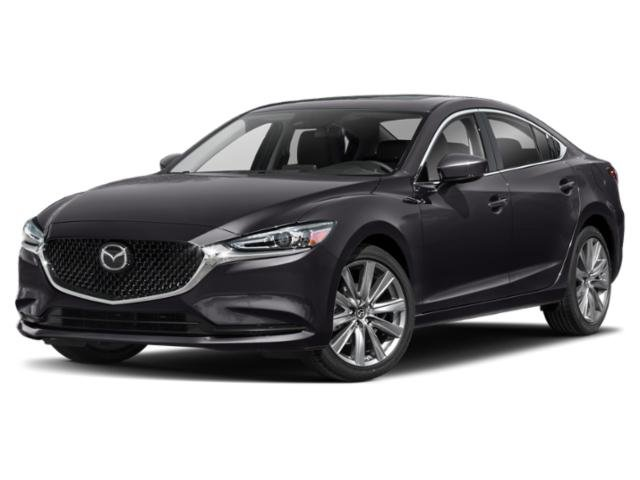 2021 Mazda Mazda6 Touring Touring Auto Regular Unleaded I-4 2.5 L/152 [0]