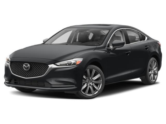 2021 Mazda 6 Grand Touring Grand Touring Auto Intercooled Turbo Regular Unleaded I-4 2.5 L/152 [1]