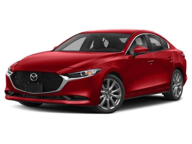 2021 Mazda 3 Sedan Preferred Preferred AWD Regular Unleaded I-4 2.5 L/152 [1]