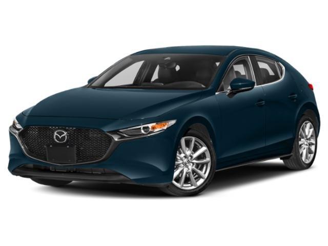 2021 Mazda Mazda3 Hatchback 2.5 S 2.5 S Auto FWD Regular Unleaded I-4 2.5 L/152 [9]