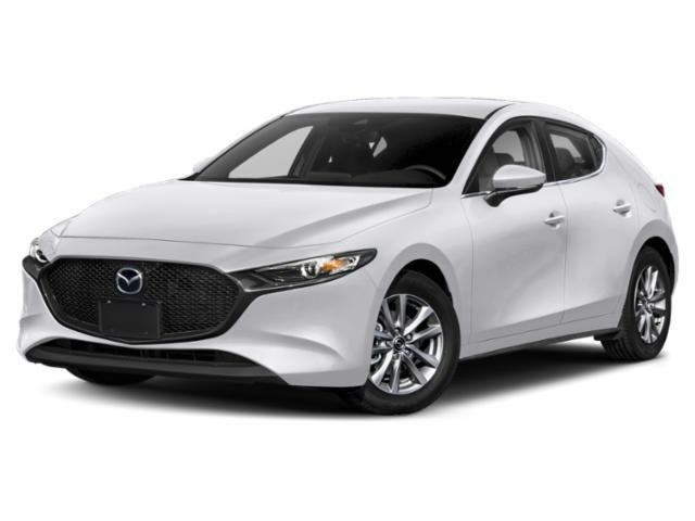 2021 Mazda 3 Hatchback 2.5 S 2.5 S Auto FWD Regular Unleaded I-4 2.5 L/152 [3]