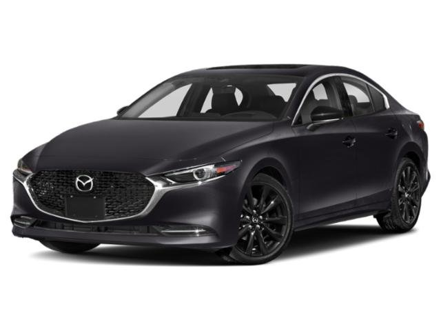 2021 Mazda 3 Sedan 2.5 Turbo 2.5 Turbo AWD Intercooled Turbo Regular Unleaded I-4 2.5 L/152 [0]