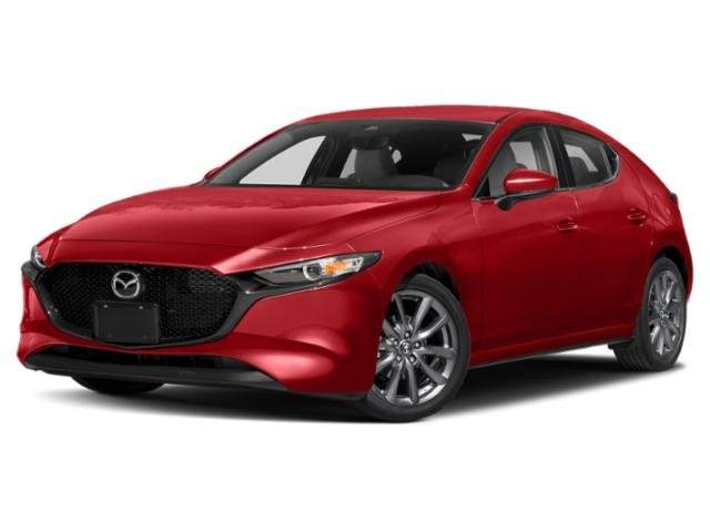 2021 Mazda 3 Hatchback Preferred Preferred Auto FWD Regular Unleaded I-4 2.5 L/152 [5]