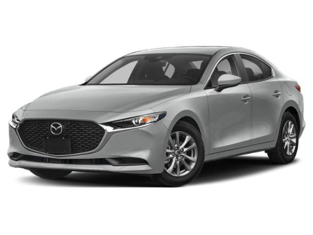 2021 Mazda 3 Sedan 2.0 2.0 FWD Regular Unleaded I-4 2.0 L/122 [0]