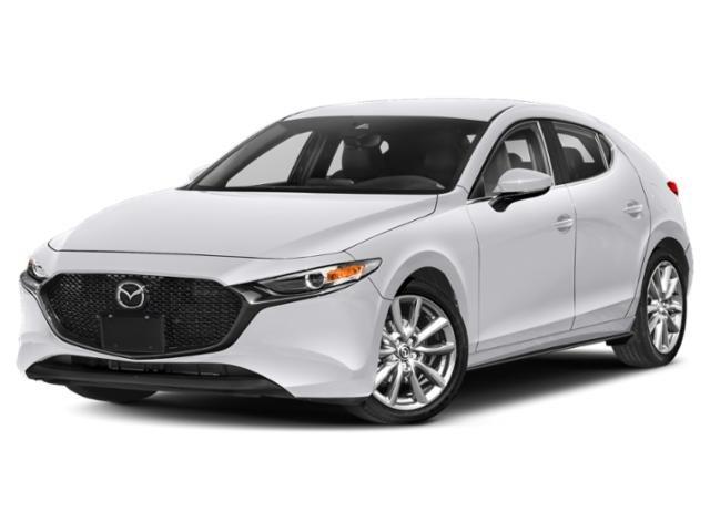 2021 Mazda 3 Hatchback 2.5 S 2.5 S Auto FWD Regular Unleaded I-4 2.5 L/152 [7]