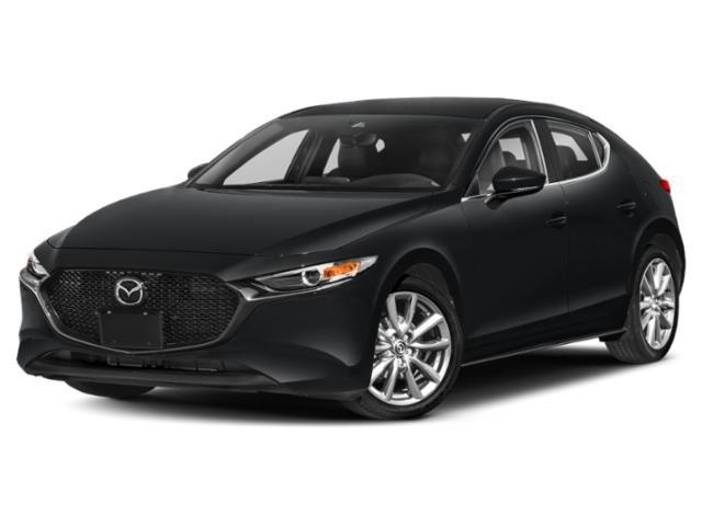 2021 Mazda Mazda3 Hatchback 2.5 S 2.5 S Auto FWD Regular Unleaded I-4 2.5 L/152 [3]