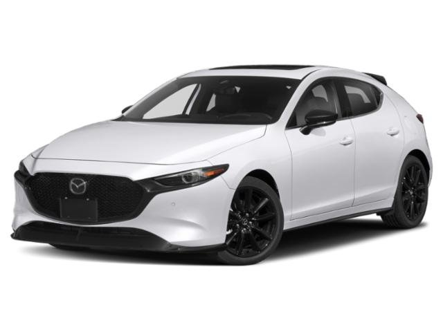 2021 Mazda Mazda3 Hatchback 2.5 Turbo Premium Plus 2.5 Turbo Premium Plus Auto AWD Intercooled Turbo Regular Unleaded I-4 2.5 L/152 [26]