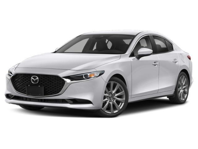 2021 Mazda 3 Sedan Preferred Preferred AWD Regular Unleaded I-4 2.5 L/152 [7]