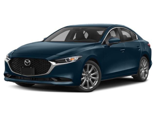 2021 Mazda 3 Sedan Preferred Preferred AWD Regular Unleaded I-4 2.5 L/152 [6]