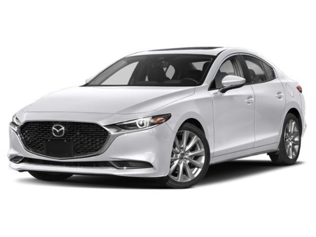 2021 Mazda 3 Sedan 2.5 S 2.5 S FWD Regular Unleaded I-4 2.5 L/152 [1]