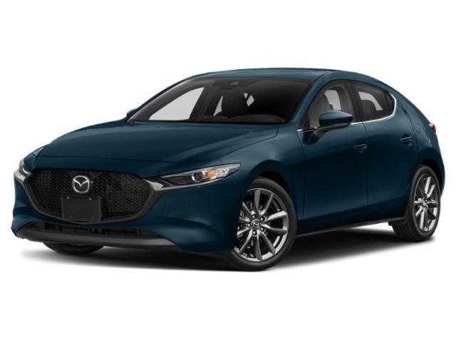 2021 Mazda Mazda3 Hatchback Preferred Preferred Auto AWD Regular Unleaded I-4 2.5 L/152 [32]