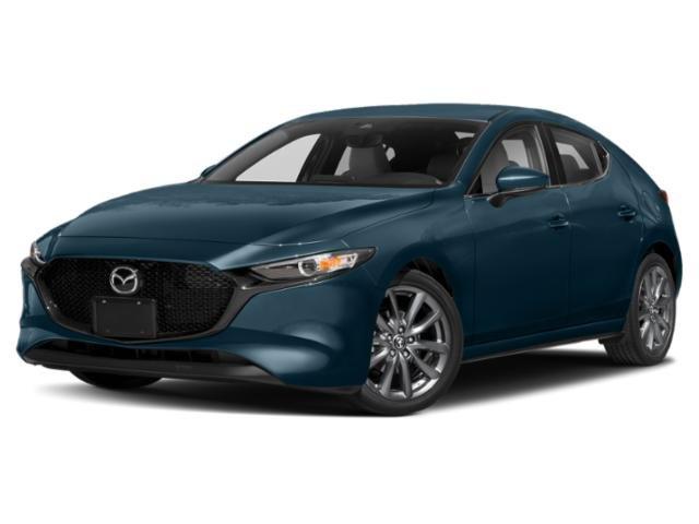 2021 Mazda 3 Hatchback Preferred Preferred Auto FWD Regular Unleaded I-4 2.5 L/152 [1]