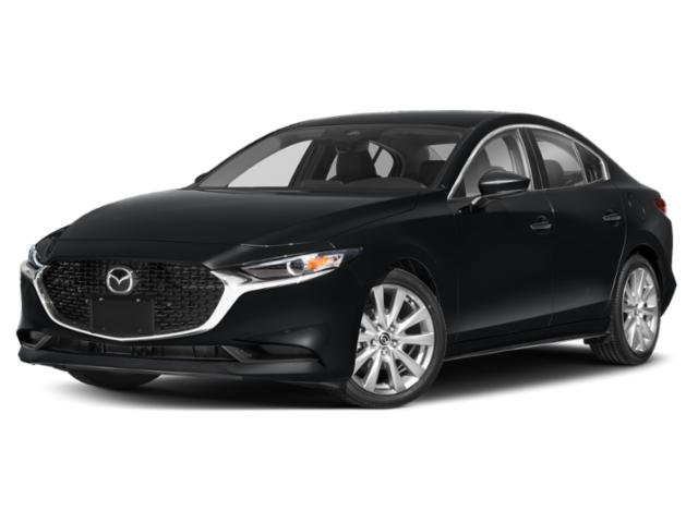 2021 Mazda 3 Sedan Preferred Preferred FWD Regular Unleaded I-4 2.5 L/152 [8]