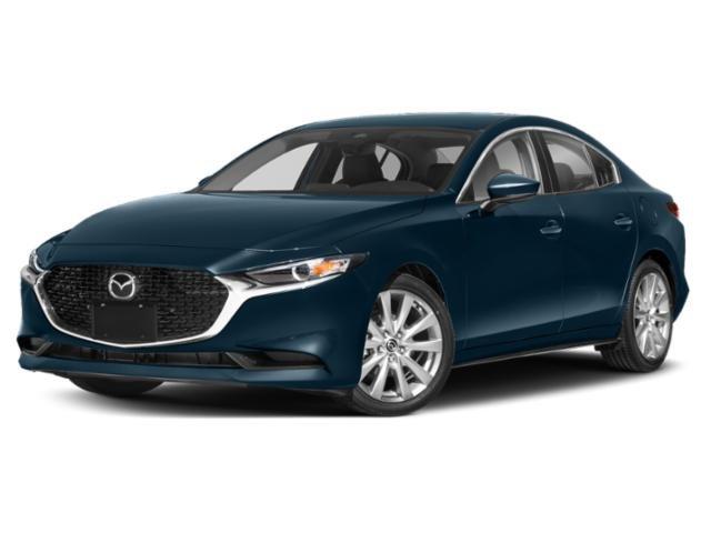 2021 Mazda Mazda3 Sedan Preferred Preferred FWD Regular Unleaded I-4 2.5 L/152 [20]