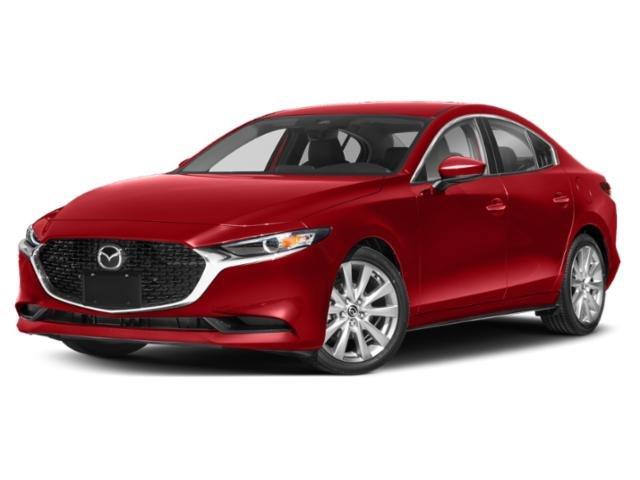 2021 Mazda Mazda3 Sedan Preferred Preferred FWD Regular Unleaded I-4 2.5 L/152 [26]