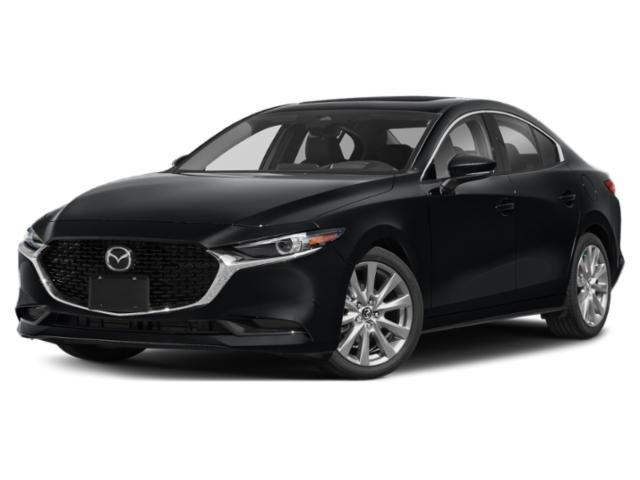 2021 Mazda Mazda3 Sedan Premium Premium FWD Regular Unleaded I-4 2.5 L/152 [1]
