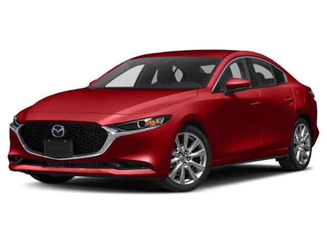 2021 Mazda Mazda3 Sedan Select Select FWD Regular Unleaded I-4 2.5 L/152 [27]