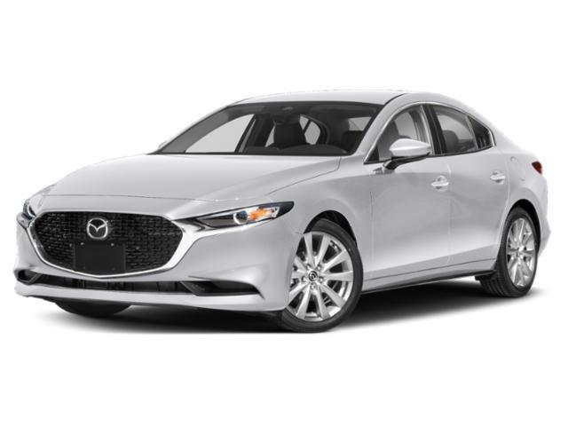 2021 Mazda Mazda3 Sedan Preferred Preferred FWD Regular Unleaded I-4 2.5 L/152 [14]