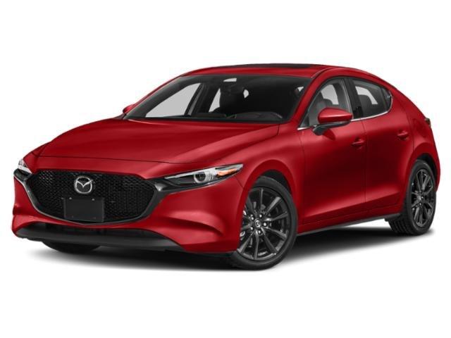 2021 Mazda Mazda3 Hatchback Premium Premium Auto AWD Regular Unleaded I-4 2.5 L/152 [4]