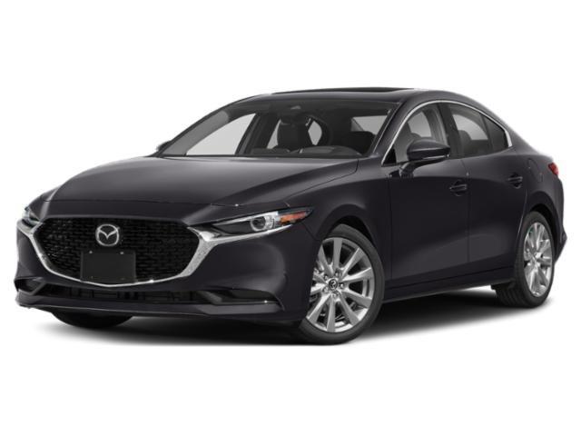 2021 Mazda 3 Sedan Premium Premium FWD Regular Unleaded I-4 2.5 L/152 [1]