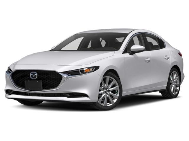 2021 Mazda 3 Sedan Select Select FWD Regular Unleaded I-4 2.5 L/152 [11]