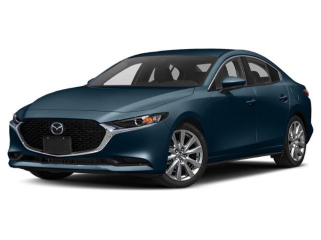 2021 Mazda 3 Sedan Select Select FWD Regular Unleaded I-4 2.5 L/152 [6]