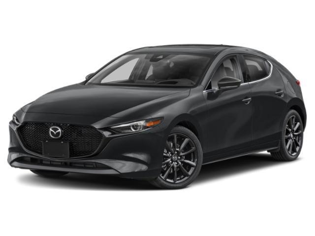 2021 Mazda 3 Hatchback 2.5 Turbo 2.5 Turbo Auto AWD Intercooled Turbo Regular Unleaded I-4 2.5 L/152 [9]
