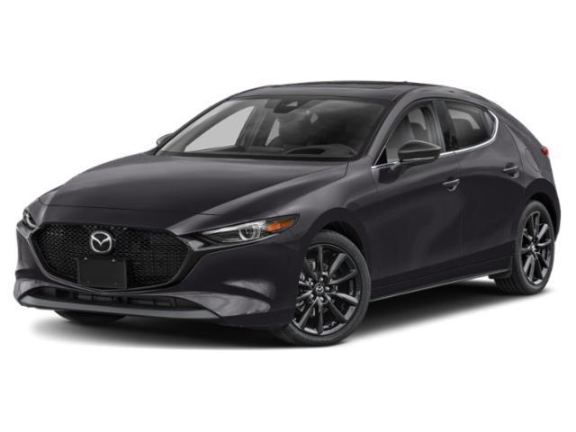 2021 Mazda Mazda3 Hatchback 2.5 Turbo 2.5 Turbo Auto AWD Intercooled Turbo Regular Unleaded I-4 2.5 L/152 [24]