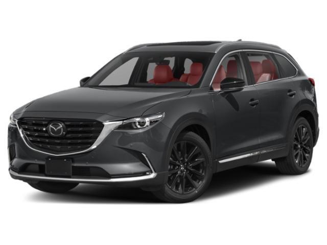 2021 Mazda CX-9 Carbon Edition Carbon Edition FWD Intercooled Turbo Regular Unleaded I-4 2.5 L/152 [4]