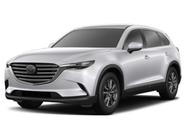 2021 Mazda CX-9 Touring Touring FWD Intercooled Turbo Regular Unleaded I-4 2.5 L/152 [9]