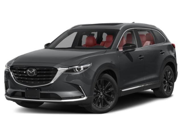 2021 Mazda CX-9 Carbon Edition Carbon Edition FWD Intercooled Turbo Regular Unleaded I-4 2.5 L/152 [0]