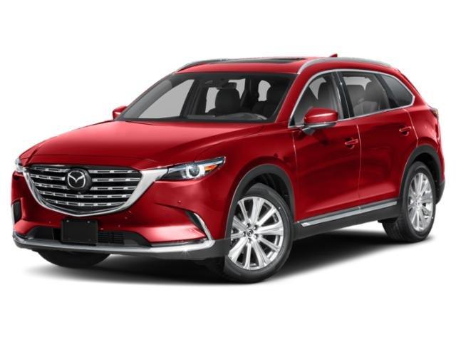 2021 Mazda CX-9 Signature Signature AWD Intercooled Turbo Regular Unleaded I-4 2.5 L/152 [11]