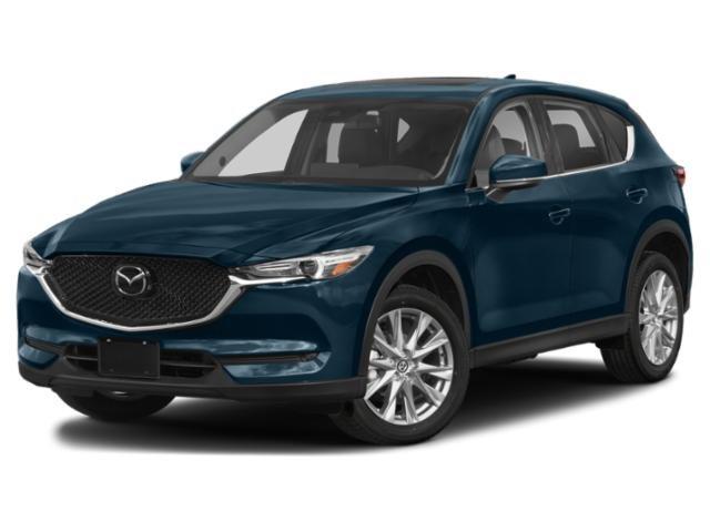 2021 Mazda CX-5 Grand Touring Grand Touring FWD Regular Unleaded I-4 2.5 L/152 [3]