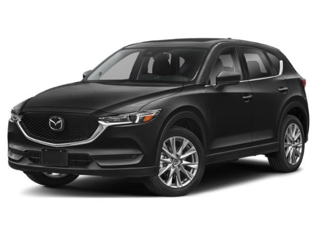 2021 Mazda CX-5 Grand Touring Reserve Grand Touring Reserve AWD Intercooled Turbo Regular Unleaded I-4 2.5 L/152 [6]