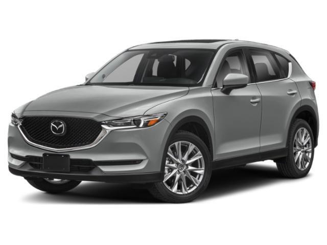 2021 Mazda CX-5 Grand Touring Reserve Grand Touring Reserve AWD Intercooled Turbo Regular Unleaded I-4 2.5 L/152 [15]