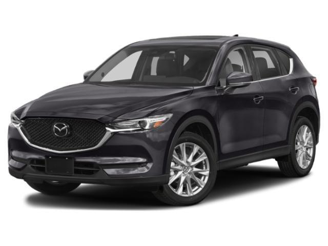 2021 Mazda CX-5 Grand Touring Grand Touring AWD Regular Unleaded I-4 2.5 L/152 [7]