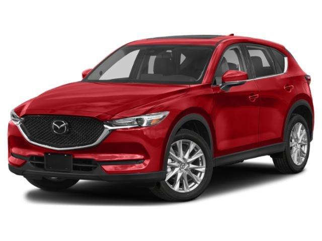2021 Mazda CX-5 Grand Touring Grand Touring FWD Regular Unleaded I-4 2.5 L/152 [1]