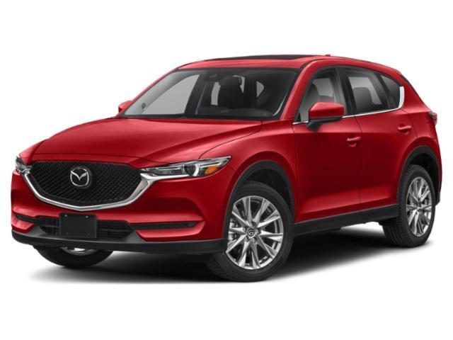 2021 Mazda CX-5 Grand Touring Reserve Grand Touring Reserve AWD Intercooled Turbo Regular Unleaded I-4 2.5 L/152 [2]
