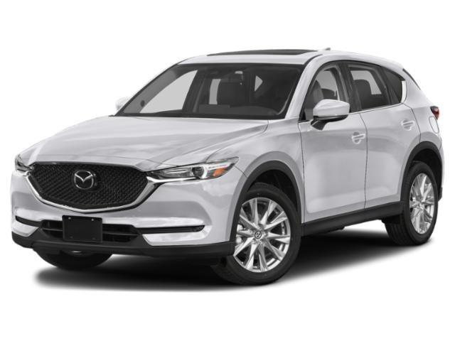 2021 Mazda CX-5 Grand Touring Grand Touring FWD Regular Unleaded I-4 2.5 L/152 [4]