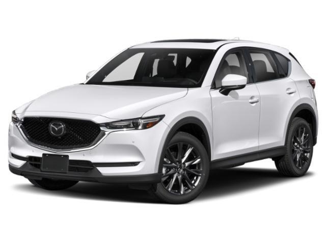 2021 Mazda CX-5 Signature Signature AWD Intercooled Turbo Regular Unleaded I-4 2.5 L/152 [3]